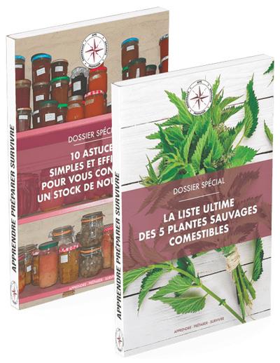 dossier cadeau gratuit plantes sauvages comestibles